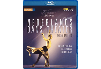 Jiri/netherlands Dance Kilian - Bella Figura/Sleepless/Birth-Day - (Blu-ray)