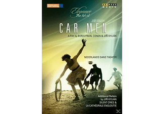 Sabine Kupferberg, The Nederlands Dans Theater, Concertgebouworkest - Car Men/Silent Cries/La Cathedrale Engloutie - (DVD)