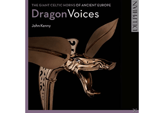 John Kenny - Dragon Voices - (CD)