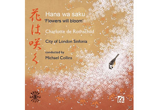 Rothschild/Collins/City of London Sinfonia - Hana wa saku-Flowers will bloom - (CD)