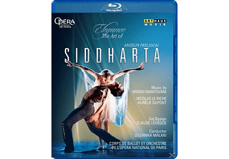 Opera National De Paris Ballet - Siddharta - (Blu-ray)