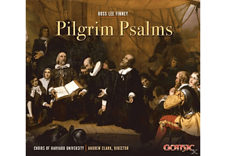 Lane/Clark/Harvard Choruses - Pilgrim Psalms - (CD)