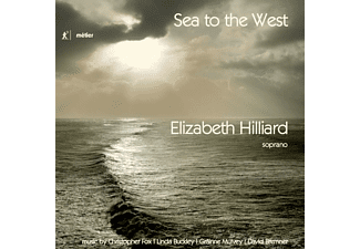 Elizabeth Hilliard - Sea to the West - (CD)