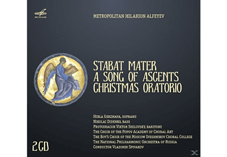 Spivakov/The National PO of Russia - Stabat Mater - (CD)