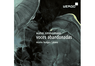 Nicolas Hodges - Voces Abandonadas - (CD)