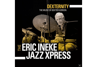 The Eric Ineke Jazzxpress - Dexternity - (CD)