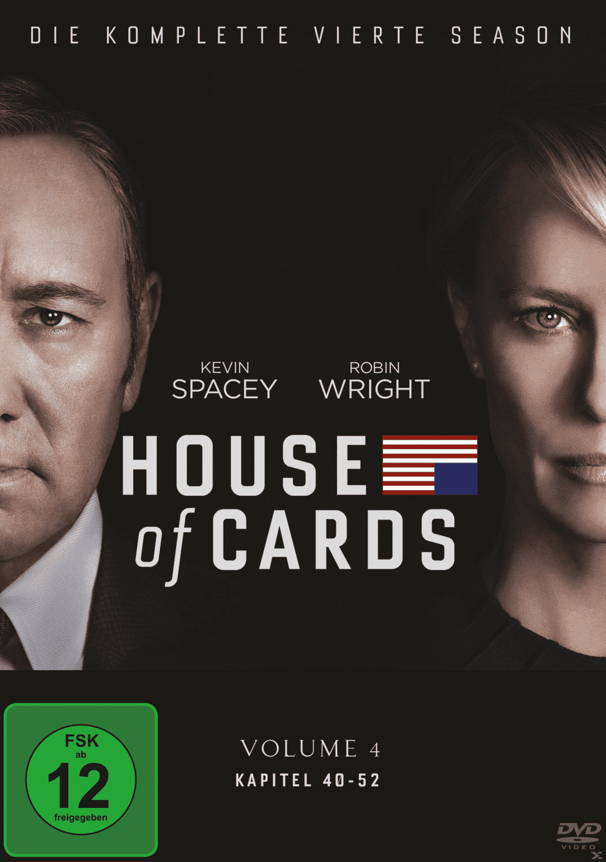 House of Cards - Staffel 4 - (DVD)