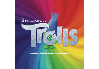 VARIOUS - TROLLS (Original Motion Picture Soundtrack) - (Vinyl)