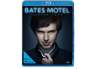 Bates Motel - Season 4 - (Blu-ray)