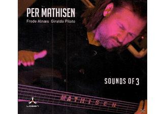 Per Mathisen - Sounds Of 3 - (CD)