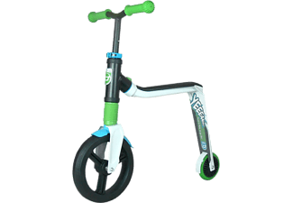 SCOOT AND RIDE Highway Freak Ayarlanabilir Scooter White/Green/Blue
