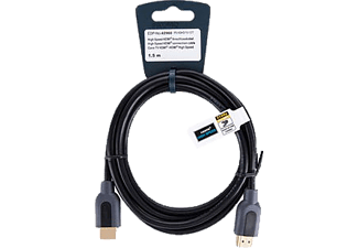 VIVANCO 42960 High Speed 4K 3D HDMI Kablo 1.5 m