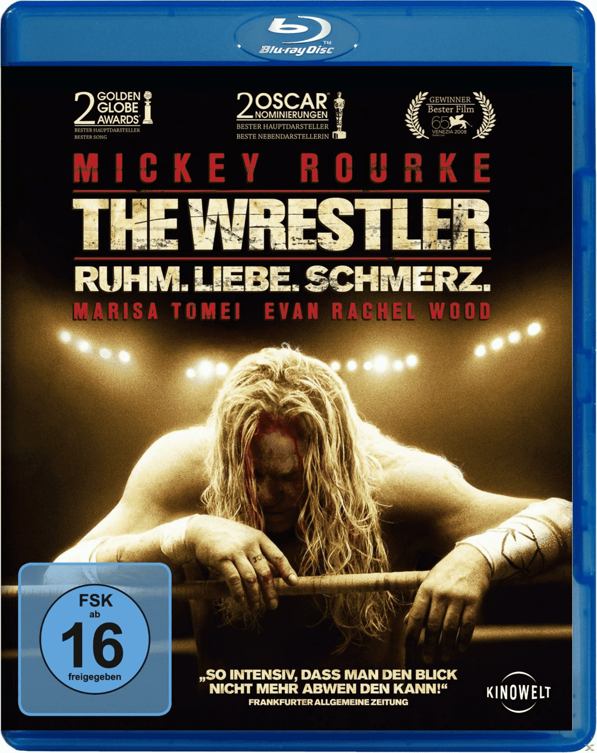 The Wrestler auf Blu-ray