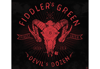 Fiddler's Green - Devil's Dozen (Ltd.Fanbox) - (CD + DVD Video)