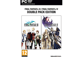 Final Fantasy III και ΙV Double Pack Edition PC