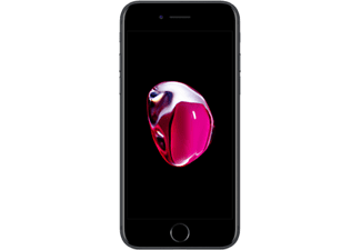 APPLE iPhone 7 - 32 GB Zwart