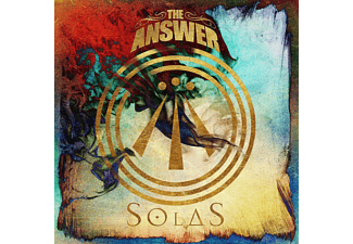 The Answer - Solas (Black 2LP Gatefold) - (Vinyl)