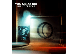 You Me At Six - Night People - (CD)