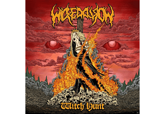 Wicked World - Witch Hunt - (CD)