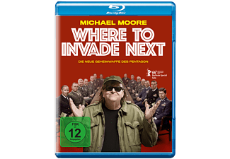 Where to Invade Next - (Blu-ray)