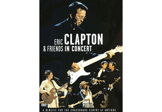 Eric Clapton - In Concert: Benefit for Crossroads Centre at Antigua (DVD)
