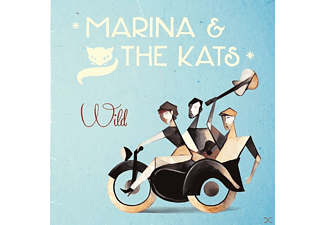 Marina & The Kats - Wild - (CD)
