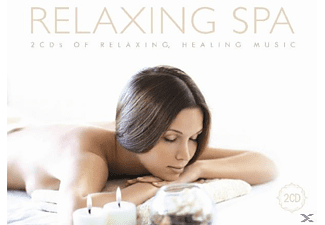 VARIOUS - Relaxing Spa - (CD)