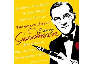 Benny Goodman - The Golden Hits Of Benny Goodman - (CD)