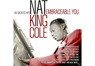 Nat King Cole - Embraceable You - His Greatest Hits - (CD)