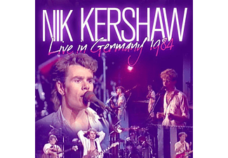 Nik Kershaw - Live In Germany 1984 - (CD)