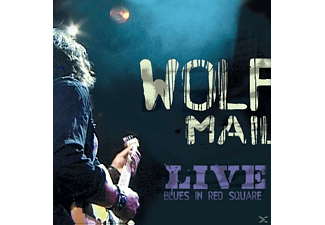 Wolf Mail - Live Blues In Red Square - (CD)
