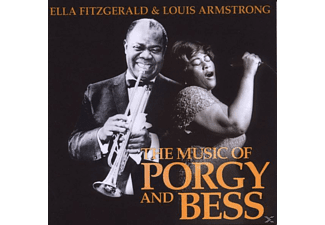 Ella Fitzgerald, Ella Fitzgerald & Louis Armstrong - The Music Of Porgy And Bess - (CD)