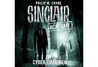 Sinclair Academy 06 : Cyber-Dämonen - 2 CD - Science Fiction/Fantasy