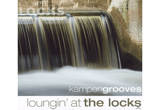 VARIOUS - Kampengrooves- Loungin At The Locks - (CD)