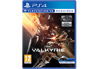 Eve Valkyrie PlayStation 4