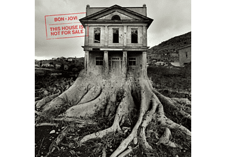 Bon Jovi This House Is Not For Sale (LP) Rock Vinyl