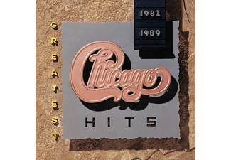 Chicago - Greatest Hits 1982-1989 - (Vinyl)