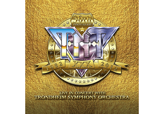 TNT - 30th Anniversary 1982-2012 Live in Concert with T - (CD + DVD Video)