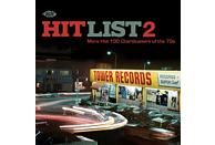 VARIOUS - Hit List 2-More Hot 100 Chartbusters Of The 70s [CD]