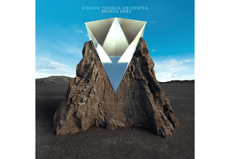 Giraffe Tongue Orchestra - Broken Lines (CD)