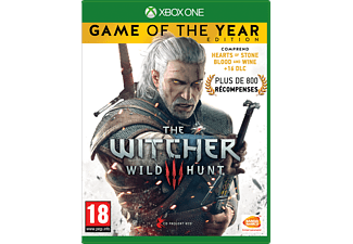 The Witcher 3 - Wild Hunt GOTY FR Xbox One