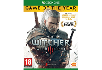 The Witcher 3 - Wild Hunt GOTY UK Xbox One