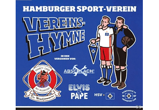 VARIOUS - HSV Vereinshymne - (Maxi Single CD)