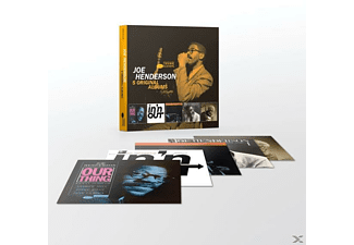 Joe Henderson - 5 Original Albums - (CD)