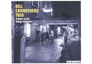 Bill Carrothers - A Night At The Village Vanguard - (CD)