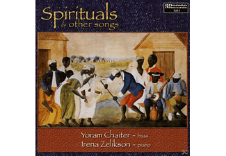 Chaiter,Yoram/Zelikson,Irena - Spirituals and other songs - (CD)