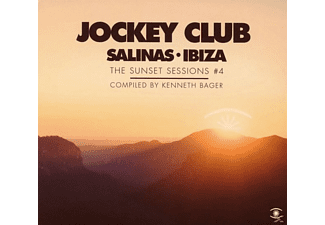 Kenneth Bager - Jockey Club Salinas Ibiza: The Sunset Sessions #4 - (CD)