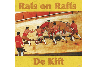 Rats On Rafts/De Kift - Rats On Rafts/De Kift - (Vinyl)