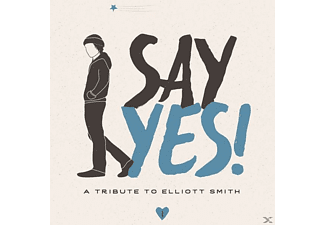 VARIOUS - Say Yes! A Tribute To Elliott Smith - (CD)