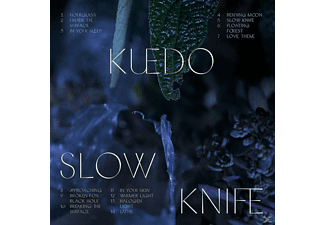 Kuedo - Slow Knife - (Vinyl)